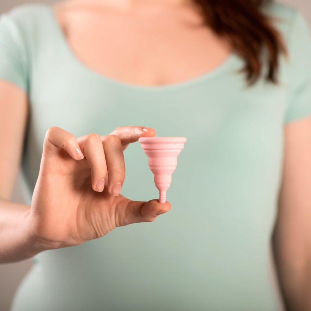 lily cup compact, lily cup, lily cup compact